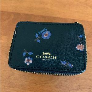 Coach Mini Medication Box